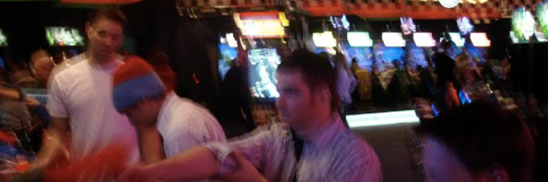 Playing Games at Dave & Buster's: Part 1