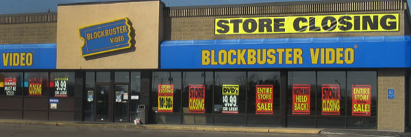Big Names that might be Going out of Business