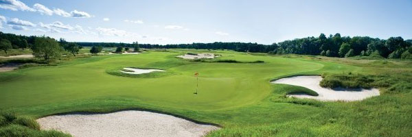18 Holes with Donny Fisher from Forest Dunes Golf Club