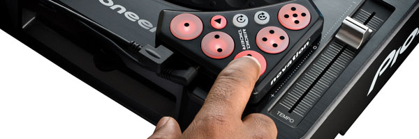 Dicer Cue Point & Looping Control for the Digital DJ