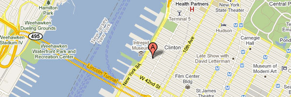 Map & Directions to Pacha New York City
