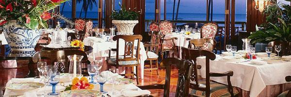 Dining at the Four Seasons Las Colinas