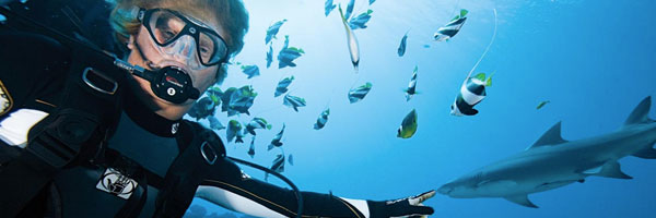 Diving with Scuba Diving International