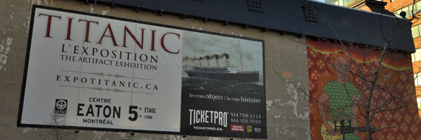 Recovery & Restoration of the Titanic