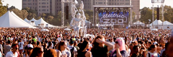 New York's Electric Music Festival - Over 40 Acts Added!