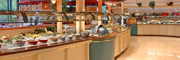 Let's Eat: Buffet of Buffets