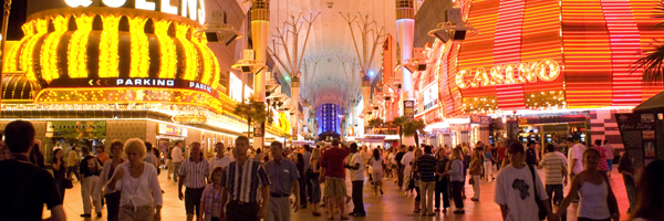 Real Vegas: Freemont Street Experience