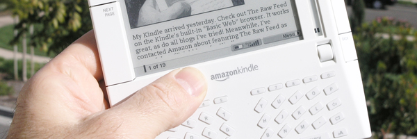 Locke Becomes the First Independently Published Author to Join the Kindle Million Club