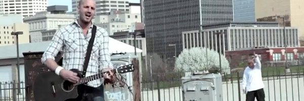 New Single: Brad Real & Jason Firebaugh - Rise Above