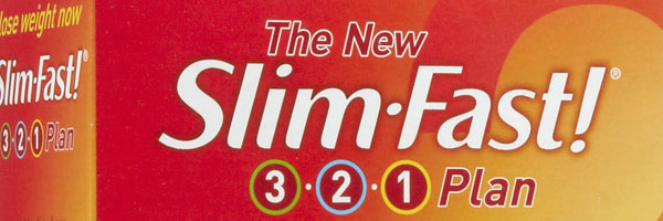 Reach Your Ideal Weight: Slim⋅Fast