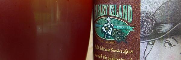 Bottoms Up at Barley Island Brewing Company
