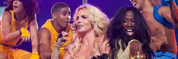 Britney Spears Concert: Femme Fatale Tour
