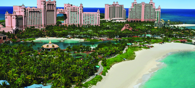 The Islands of the Bahamas: Nassau & Paradise Island