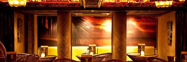 Tiki Bars from around the World