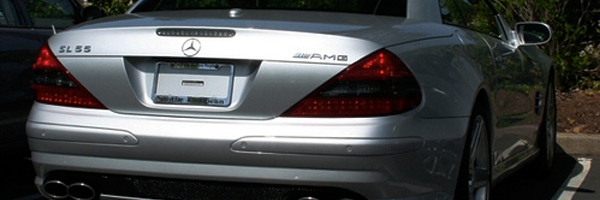 Steve Jobs License Plate Debacle