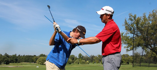 CORE Golf: Discussing Swing Plane with Brett Packee