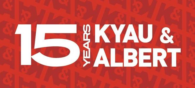 Kyau & Albert – 15 Years The Album