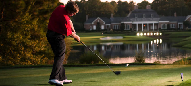 It's All About Impact: Andrew Rice Golf