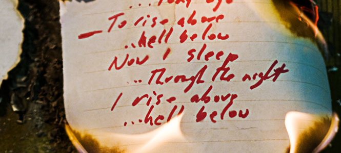 Now I Sleep: letters.to.the.editor Album Review