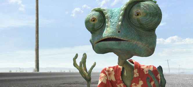Movie Review: Johnny Depp is Rango