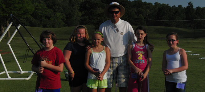 Inspire Junior Golf with Rick Grayson Golf