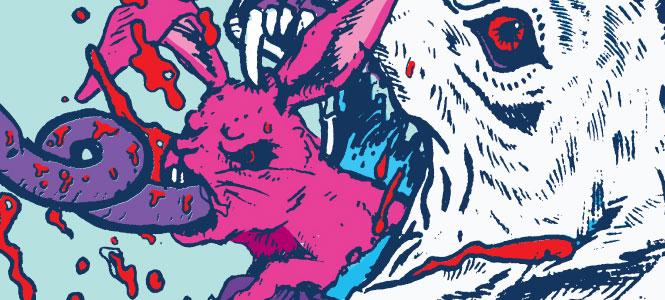 New Eliot Lipp Album Shark Wolf Rabbit Snake