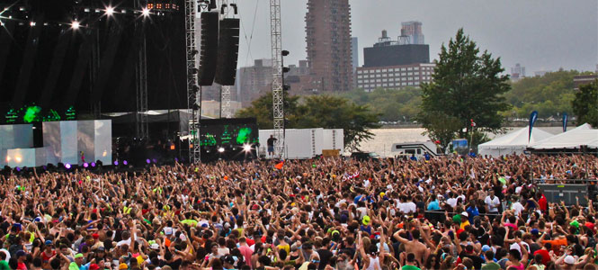 Electric Zoo 2012: Tiësto Returns To Headlining Spot