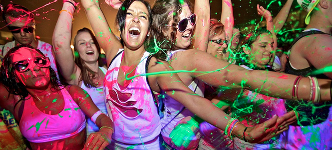 DAYGLOW (Life In Color) Reveal Massive LA Show