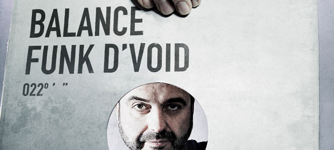 Scottish DJ & Producer Funk D'Void: Balance 022
