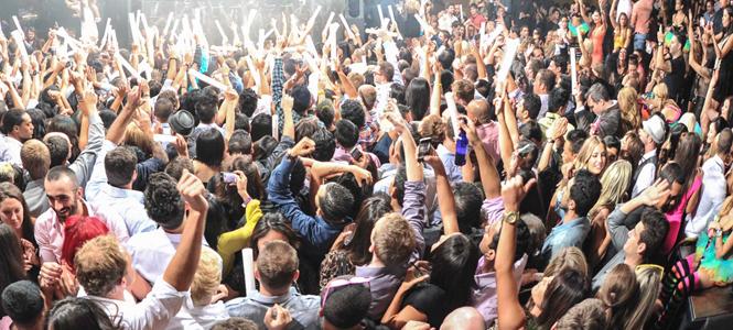 Marquee Nightclub & Dayclub: Halloween Weekend 2012
