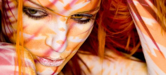 Roustan Body Paint: Paul Roustan Interview