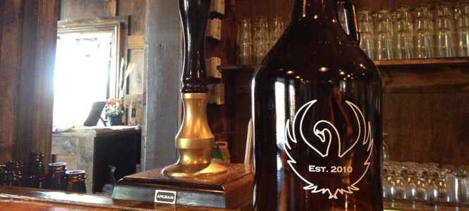 Bottoms Up: Black Swan Brewpub