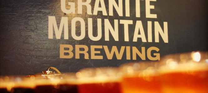 Now On Tap: Granite Mountain Brewing