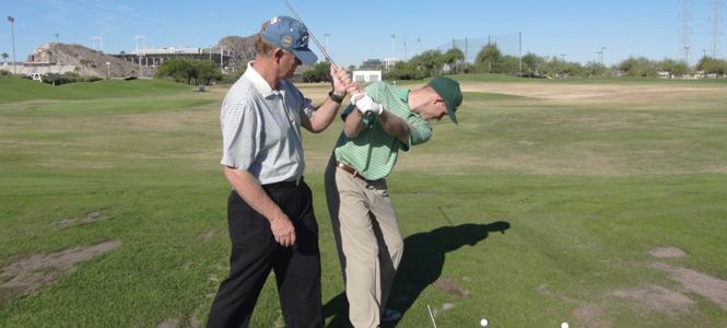 When Results Count: Interview with Scott Watkins Golf