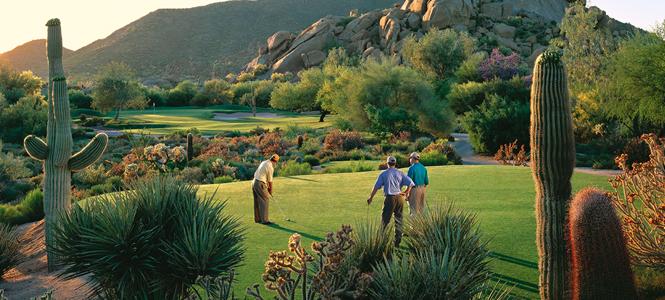 Golf Digest Getaways: Scottsdale, AZ