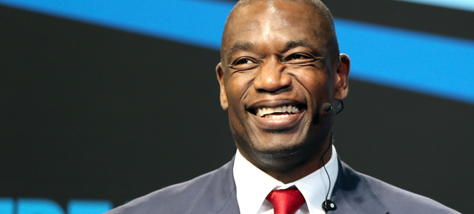 All in the Name: Dikembe Mutombo