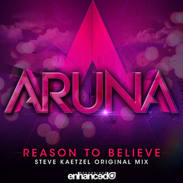"Aruna Gives Us a ""Reason To Believe"" with Next Single"