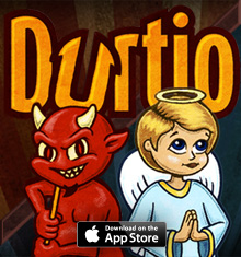 "Durtio – The Daring Game for ""Open-minded"" Adults!"