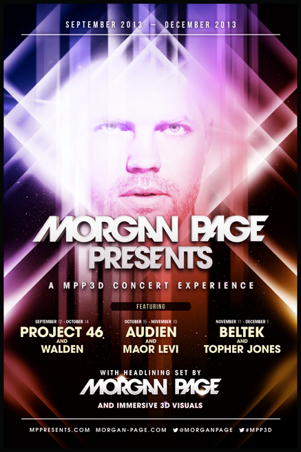 Morgan Page Presents to Feature Beltek & Topher Jones