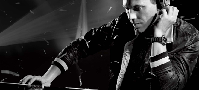 Tiësto launches Club Life website