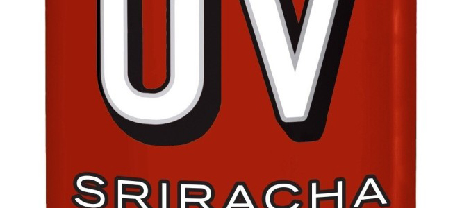 Hot New Flavor: UV Sriracha Vodka