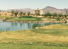 Sewailo Golf Club: How many steps?