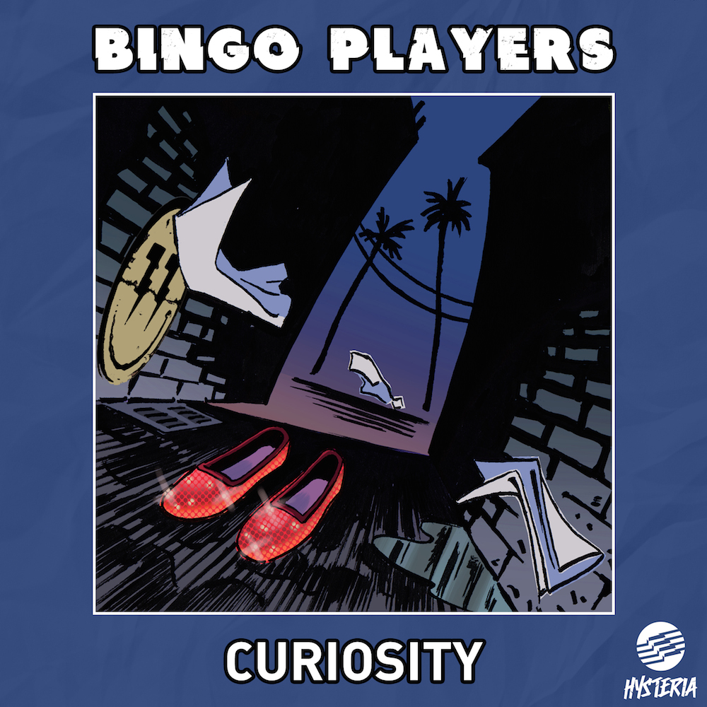 "Bingo Players Reveal ""Curiosity"""