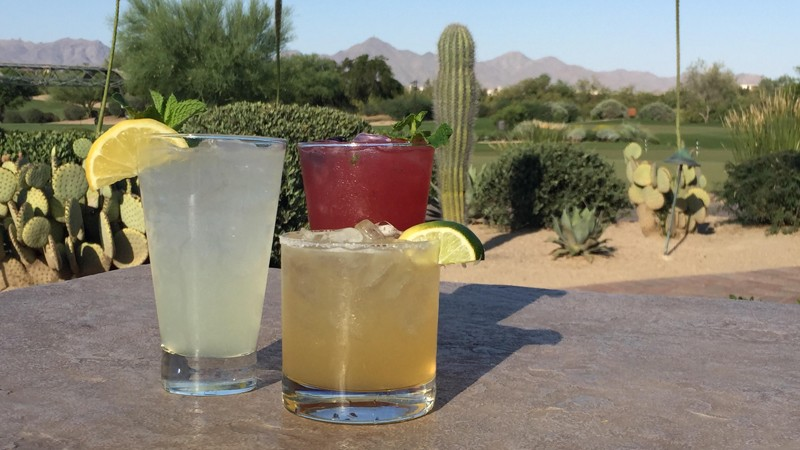 Summer Seasonal Sips at Brittlebush Bar & Grill