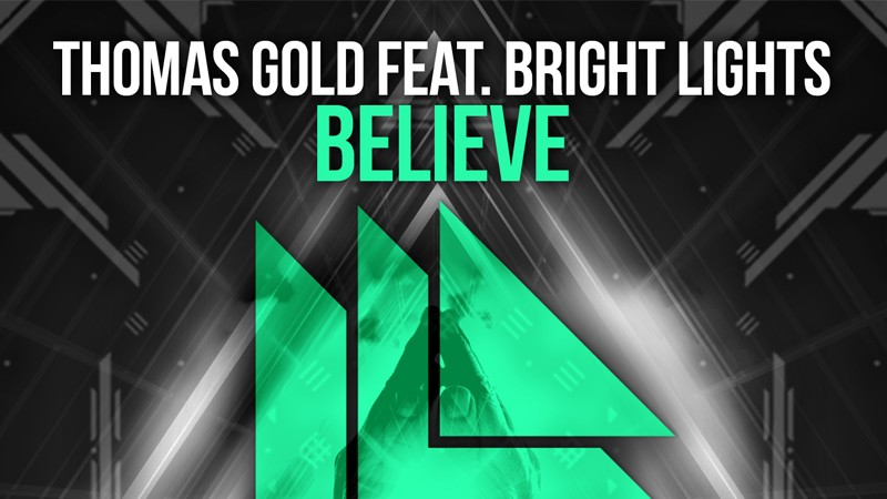 "Thomas Gold returns with big-room ready ""Believe,"" featuring Bright Lights"