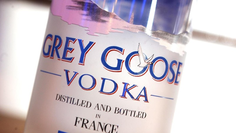 Grey Goose Vodka: To Friends