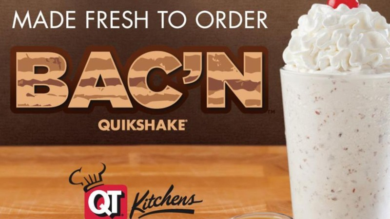 Freshen Your Routine With QuikTrip: Maple Bac'n Shake
