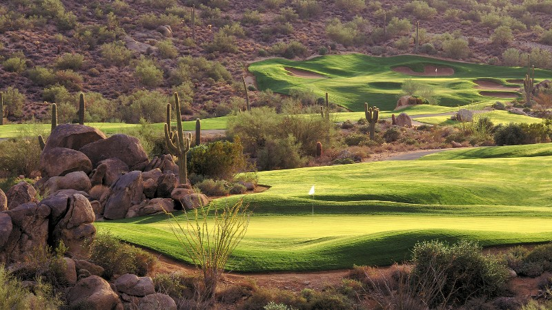 Troon Announces Alliance with SunRidge Canyon Golf Club