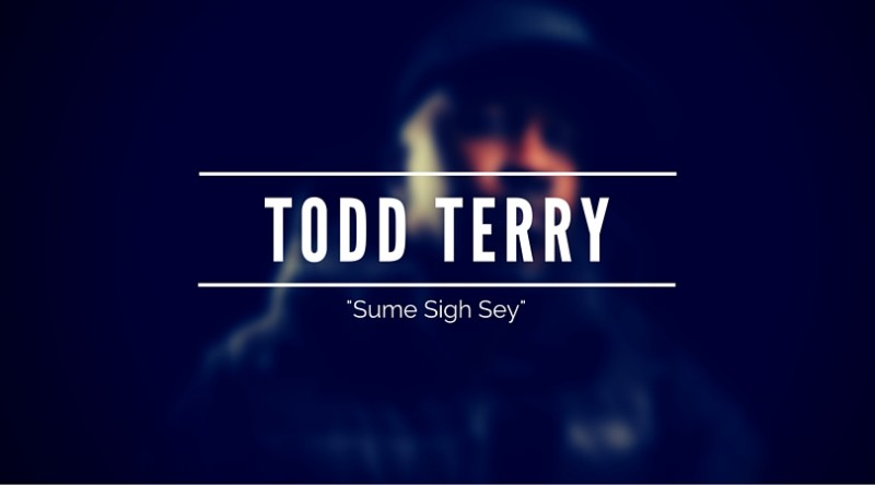 Artist Interview: 1-on-1 with Todd Terry