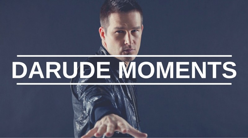 Artist Interview: 1-on-1 with Darude